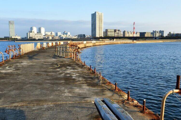 稲毛海岸イメージ