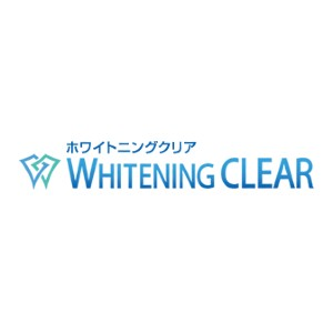 WHITENING CLEARのロゴ