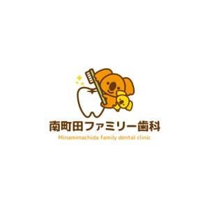 南町田ファミリー歯科のロゴ