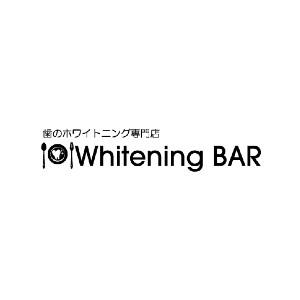 Whitening BAR(ホワイトニングバー)のロゴ
