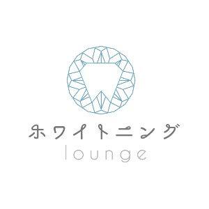 ホワイトニングlounge(ホワイトニングラウンジ)のロゴ