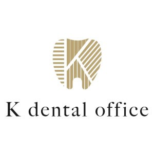 K dental office(Kデンタルオフィス)のロゴ