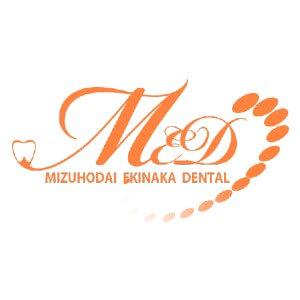 MIZUHODAI EKINAKA DENTAL(みずほ台駅ナカ歯科・矯正歯科)のロゴ