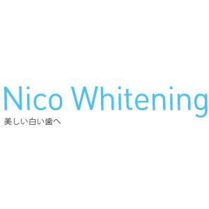 Nico Whitening(ニコ ホワイトニング)のロゴ