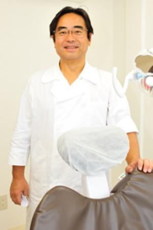 安藤歯科医院の院長の画像