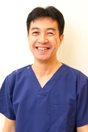 aquaport dental(アクアポート歯科)の院長の画像