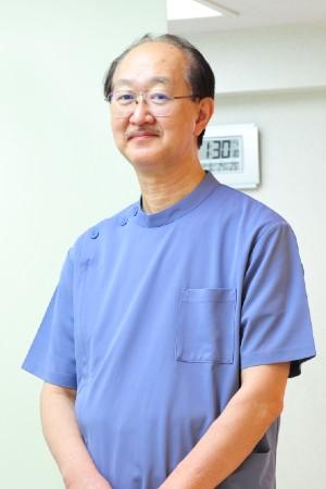 鶴見中央歯科クリニックの院長の画像