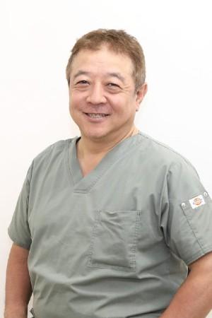 えばた歯科の院長の画像