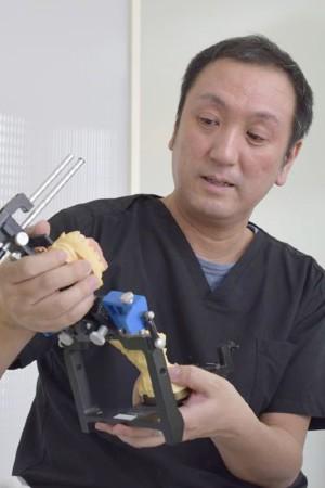 遠藤歯科クリニックの院長の画像