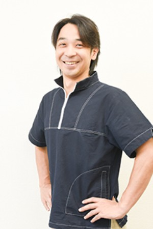 ふじさわ歯科クリニックの院長の画像