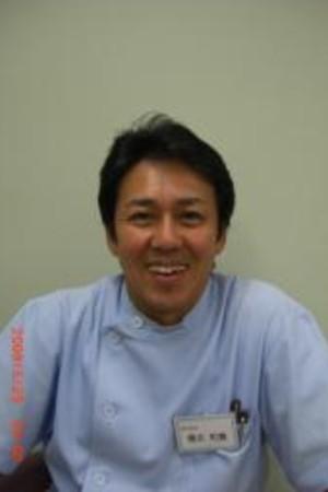 橋本歯科医院の院長の画像