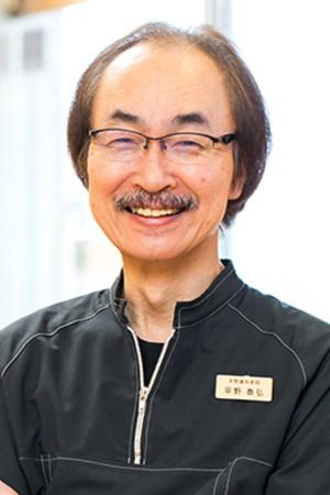 HAYANO DENTAL CLINIC(早野歯科医院)の院長の画像