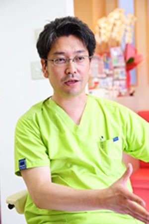 いまじょう歯科医院の院長の画像