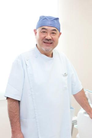 いもじ歯科クリニックの院長の画像