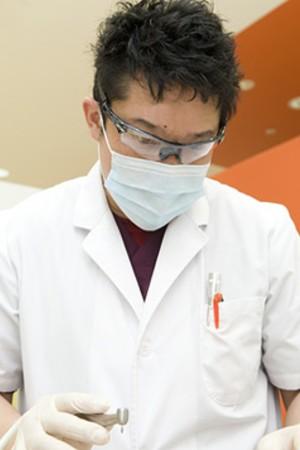 かみくら歯科の院長の画像