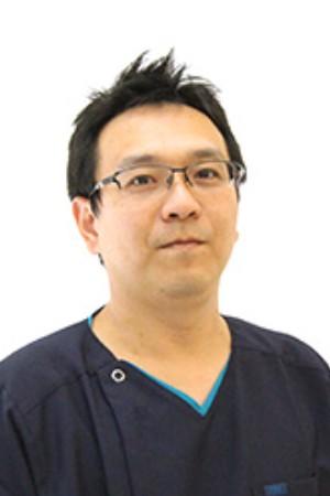 かなう歯科診療室の院長の画像