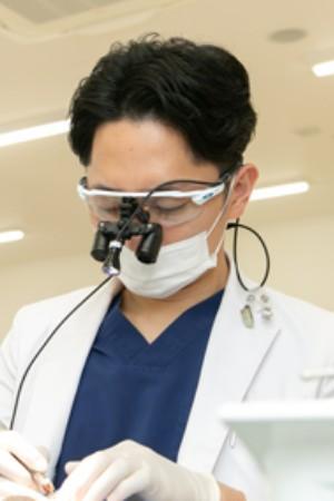 OMORI KITAGUCHI DENTAL CLINIC(おおもり北口歯科)の院長の画像