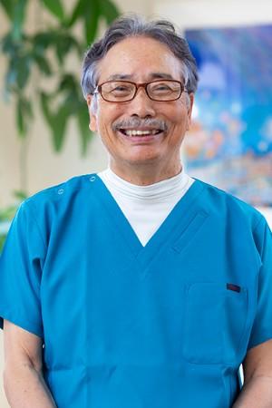 三好歯科の院長の画像