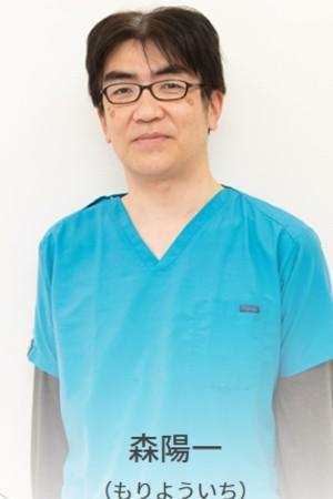 森歯科医院の院長の画像