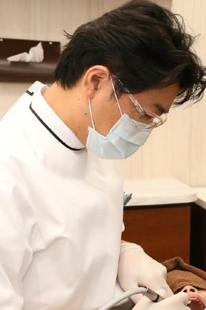 Moriyama Dental Clinic(森山歯科医院)の院長の画像