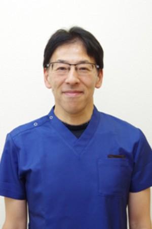 むぎ歯科の院長の画像