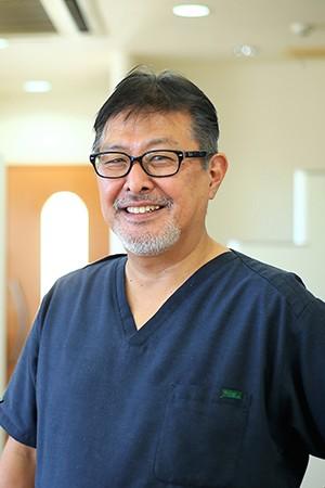 むさしの歯科クリニックの院長の画像