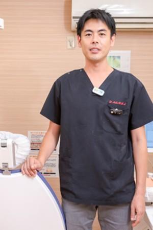 なか歯科クリニックの院長の画像