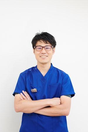 並木町歯科診療所の院長の画像