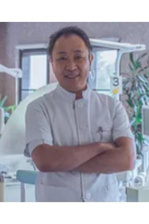 根尾歯科医院の院長の画像