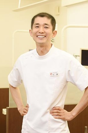 おおつ歯科クリニックの院長の画像