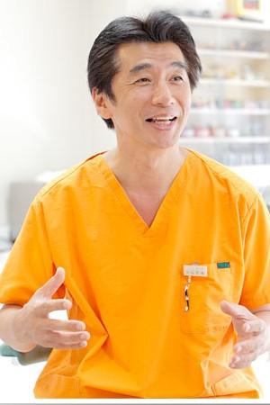 Parasion Dental Clinic(パラシオン歯科医院)の院長の画像