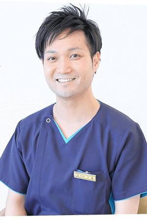 瀬戸パークフロント歯科の院長の画像