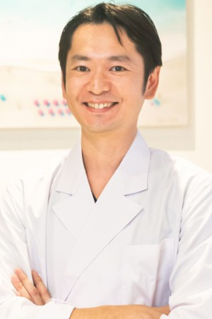 seeds dental clinic(自由が丘シーズ歯科・矯正歯科)の院長の画像
