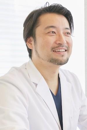 白金高輪矯正歯科の院長の画像