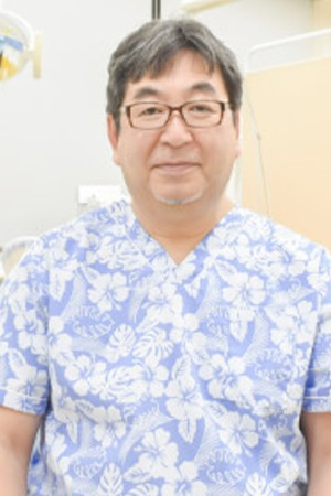 湘南デンタルクリニックの院長の画像