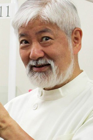 杉田歯科医院の院長の画像