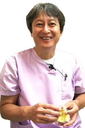 たばた歯科クリニックの院長の画像