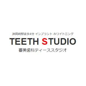 TEETH STUDIO(ティーススタジオ)のロゴ
