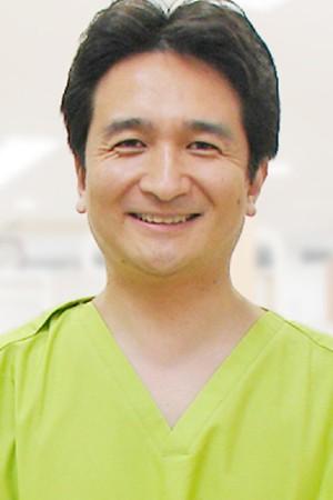 とがし歯科クリニックの院長の画像