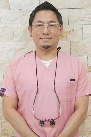 梅林歯科医院の院長の画像