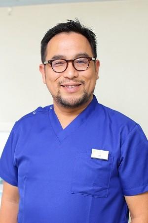 ユアー歯科クリニックの院長の画像