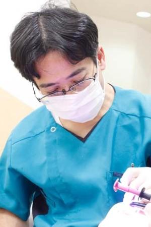 ゆとり歯科医院の院長の画像