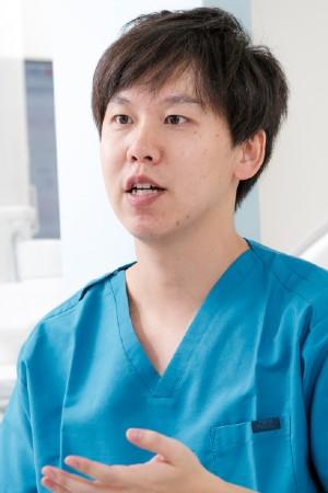 いろは歯科西院の院長の画像