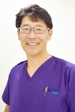 はらだ歯科クリニックの院長の画像