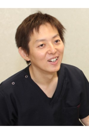 はたなか歯科クリニックの院長の画像