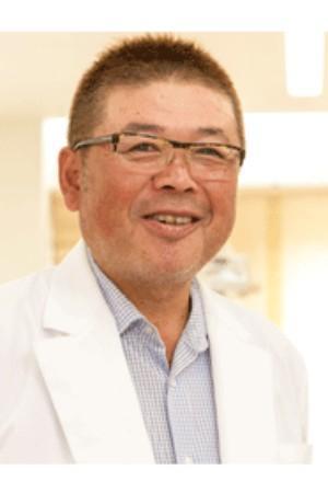 くましろ歯科の院長の画像