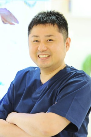 ソフト歯科の院長の画像