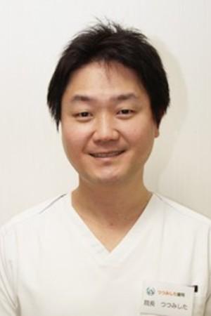 TSUTSUMISHITA Dental Clinic(つつみした歯科)の院長の画像