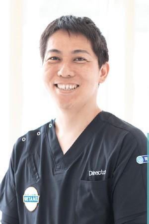 Uetani Dental Clinic(うえたに歯科)の院長の画像