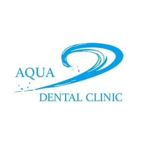 アクア歯科クリニックのロゴ